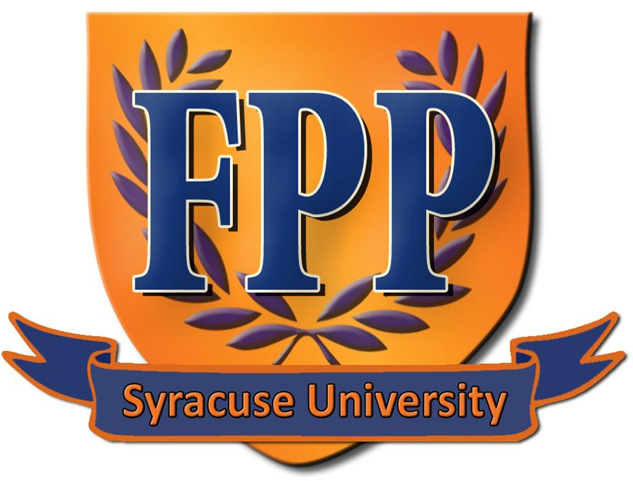 FPP logo orange background