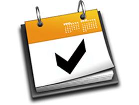Graphic: calendar icon