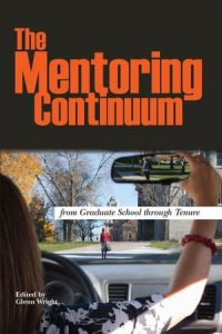 Book cover of The Mentoring Continuum